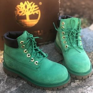 Limited release toddler Timberlands